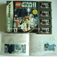 China GBA game card- Lego Star wars 2 wholesale