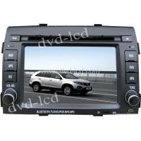 China Kia Sorento car special dvd player with high definition lcd monitor Navigation wholesale