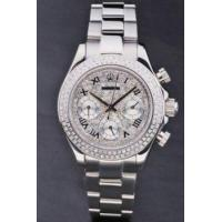China Replica Rolex Daytona rl163 Stainless steel Women Asia Automatic Movement 33mm on sale