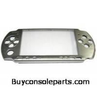 Buy cheap PSP 3000 Silver Faceplate / Front Case from wholesalers