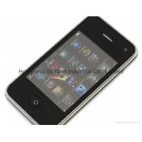 China 3GS WIFI Dual Sim Card Dual Standby iPhone WIFI Compass Java Gravity Sensor on sale