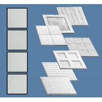 Buy cheap Technology and equipment for producing mineral wool acoustic boards by Fourdrinier process from wholesalers