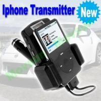 China FM Transmitter Car C-h-a-r-g-e-r Kit Adapter for iPhone iPod wholesale