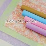 Non woven flower wrapping rolls