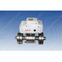 China 【Motorized high pressure ball valve】 wholesale