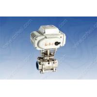 【Electric ball valve (standard type)】