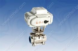Quality 【Electric ball valve (standard type)】 for sale