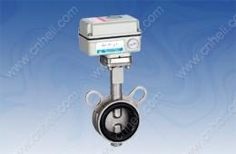 China 【stainless steel electric butterfly valve】