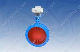 China 【Electric butterfly valve (standard type)】