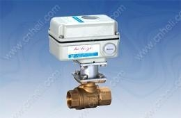 Quality 【ZX-Electric brass ball valve】 for sale
