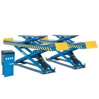 China Double Level Platform Scissor Lift Suitable For 4 Wheel Alignment Standard Model wholesale