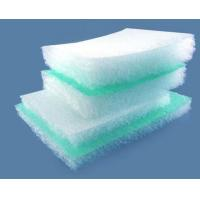 Buy cheap Bulky Fiberglass Filter Felt for Air Cleaning from wholesalers