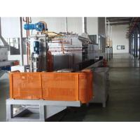 China Continuous high temperature automatic carbonization furnace with Mo heating elements wholesale