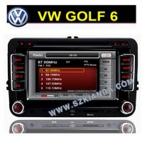 special car DVD For VW golf 6