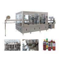 China RXGF Series Juice Hot Filling 3-In1 Machine wholesale