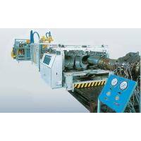 China Plastic Double-wall Corrugated Pipe Extrusion Line wholesale