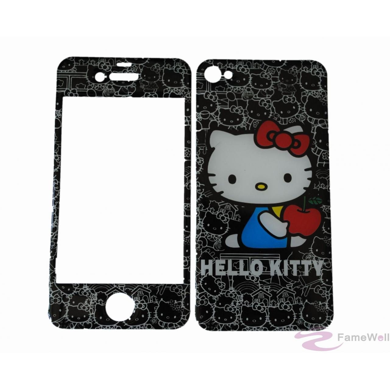 China sticker skin for iPhone 4 wholesale
