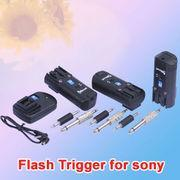 China iShoot Radio Wireless Remote Control Flash Trigger for Sony PT-04---1 Transmitter+3 Receiver wholesale