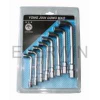 China New items EWSP047 Item: 8pcs L-type wrench set wholesale