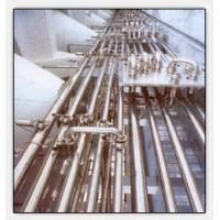 Thin-walled  stainless-steel piping for drinking water