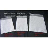 China white glassine paper bag WGP on sale