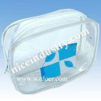 China Clear Cosmetic Bag cosmetic compact packaging on sale