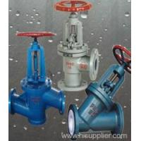 China Valves FEP Lined Globe Valves Zhejiang,China (Mainland) wholesale