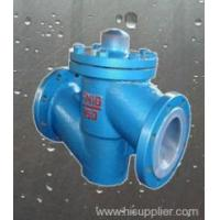 China Valves FEP lined lift type check valve Zhejiang,China (Mainland) wholesale