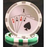China 13.5g poker chips 13.5g Real Poker Chips on sale