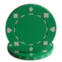 China 11.5g poker chips 11.5g Suit Style Poker Chips wholesale