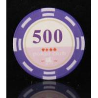 China ceramic poker chips Casino Style Poker Chips wholesale
