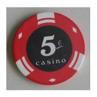 China ceramic poker chips Poker Chip wholesale