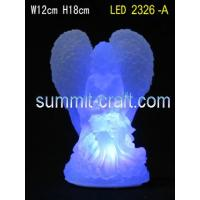 China polyresin figurine of Angell LED 2326-A on sale