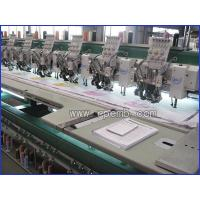RPCL Chenille Mix machine Chenille with taping/Cording/Coiling embroidery machine