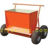 China csj-150/l artificial lawn sand-filling machine (manual-type) on sale