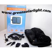 China Solar Charger Kits(SCK01),Solar Cellphone Chargers,Solar Mobile Chargers,Solar Emergency Cellphone wholesale
