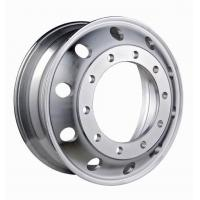 Truck forged aluminum wheel 22.5 8.25