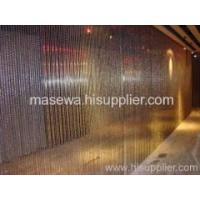 China Products List Stainless steel ball chain curtain on sale