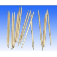China TOOTHPICK DoublePointed WoodenToothpickSize: 2.0/2.2 x 65mm wholesale