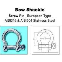 China Construction Industry Bow Shackle wholesale