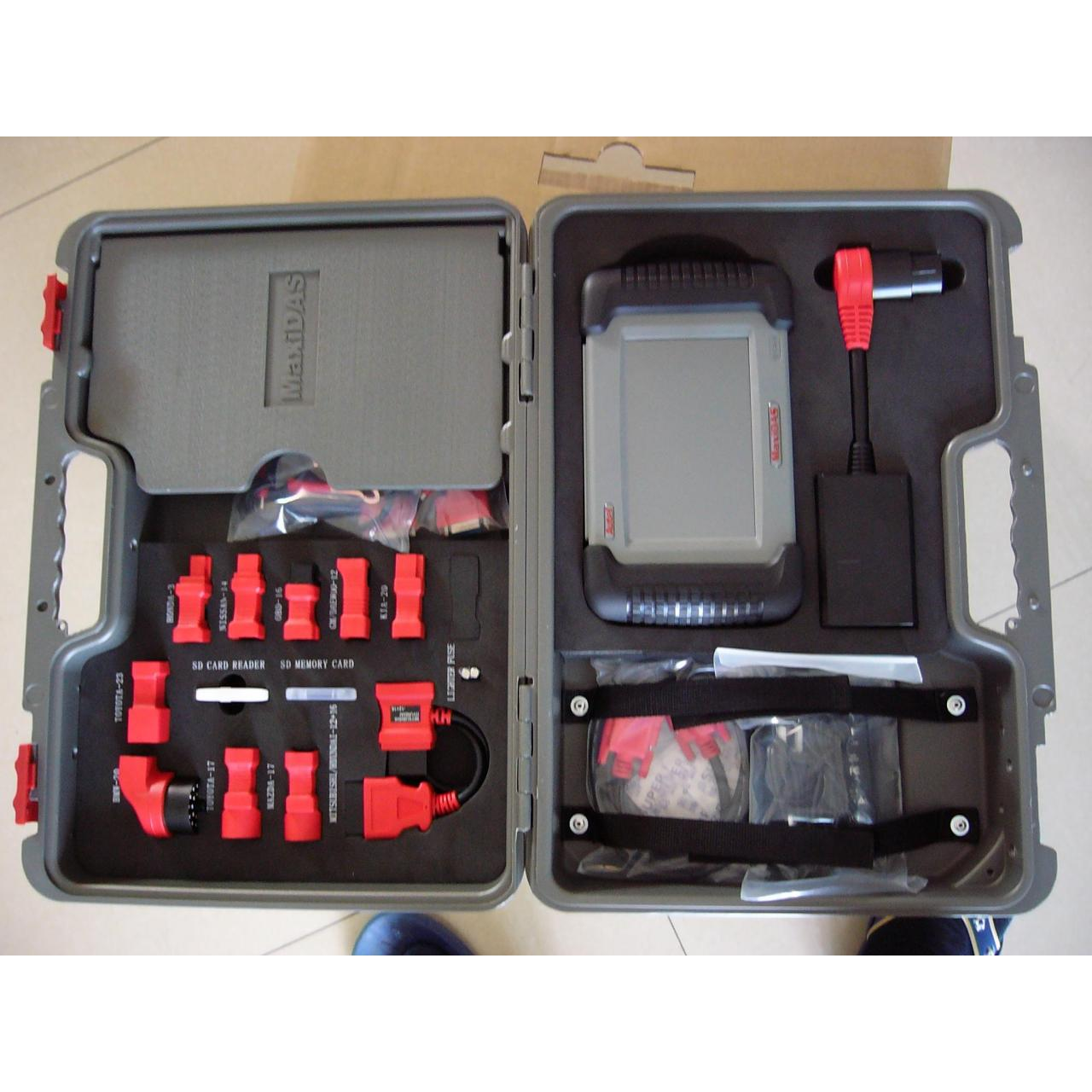 China DS708 Automotive Diagnostic & Analysis System Tool wholesale