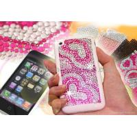 China Static sticker iPhone crystal sticker skin wholesale