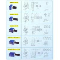 China 9mm Rotary with plastic shaft wholesale