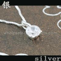 China Star Silver Necklaces For Women on sale