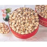 Colossal Pistachios - Gift TinsDry Roasted and Salted