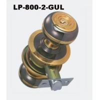 China Wooden door Handles& Window Levers Door Locks with Knobs/Cylindrical Lock LP-800-2-GUL wholesale