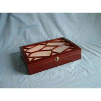 WOODEN BOXS Gift BoxModel:040818Specification:37x30xH8.5 cm Model :040818  Specification :37x30xH8.5 cm