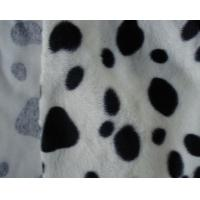 China Down & Feather Minky Fabric on sale