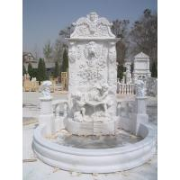 China Carved Stone Wall Fountains wholesale