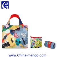 China Canvas Bag Design Foldable printed Shopping Bags wholesale